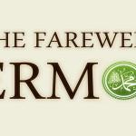 Prophet Muhammad (SAW) : The Last Sermon
