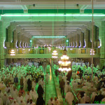 Green Light at Safa-Marwa