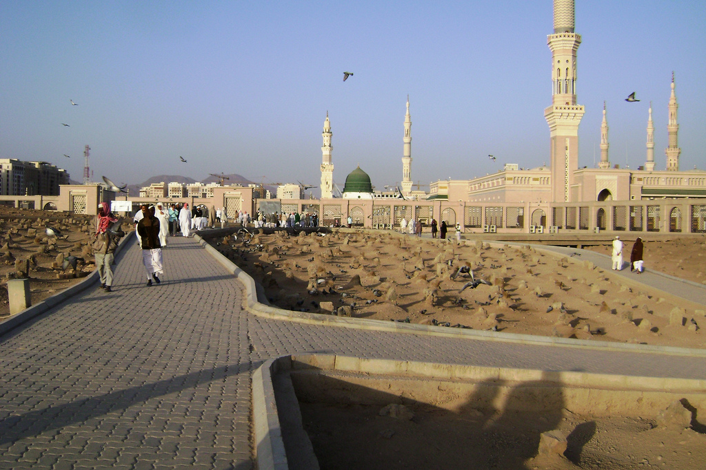 Image result for Al- Baqi Cemetery madinah