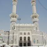 004 Outside Masjid Al Haram - 02