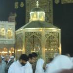 014 Maqam-e-Ibrahim at Masjid Al Haram