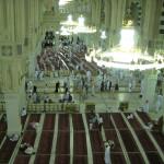 022 The King Fahd wing - Masjid Al Haram, Makkah