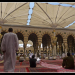 032 Inside Masjid Al Nabawi - Madinah - 05