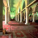 036 Inside of Masjid Al-Aqsa in Jerusalem