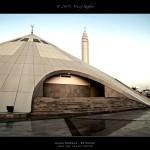 Aisha Mosque - Exterior