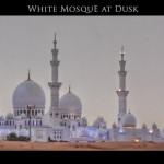 052 Sheikh Zayed Mosque in Abu Dhabi - UAE - 03