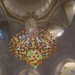 067 Sheikh Zayed Mosque Abu Dhabi UAE - 09