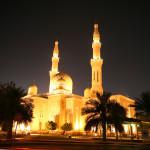 073 Jumeira Mosque - Dubai