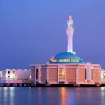 076 Mosque on water - Jeddah, Saudi Arabia