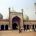 088 Jama Masjid - New Delhi, India