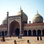 089 Jama Masjid - New Delhi, India