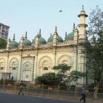093 Tipu Sultan Masjid - Kolkata, India
