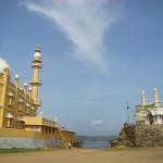 098 Vizhinjam Mosque - Trivandrum, Kerala, India