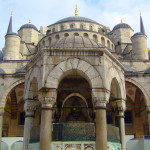 099 Blue Mosque in Istanbul, Turkey
