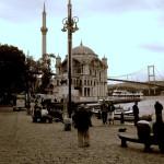 113 - Ortakoy Mosque, the Buyuk Mecidiye Camii, istanbul