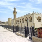 119 Amr ibn al-Aas's mosque, the first one built in Africa, Cairo - Egypt - 02
