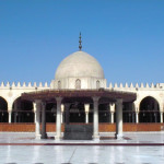 120 Amr ibn al-Aas's mosque, the first one built in Africa, Cairo - Egypt