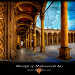 125 Mosque of Muhammad Ali (Alabaster Mosque) - Cairo, Egypt