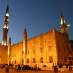 132 The Biggest Mosque in Cairo