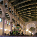 141 Prayer hall of the Umayyad Mosque - Damascus