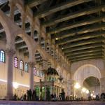 141 Prayer hall of the Umayyad Mosque - Damascus