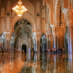 145 Hassan II Mosque in Casablanca - 02