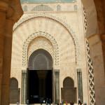 146 Hassan II Mosque in Casablanca - 03