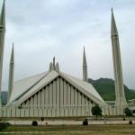 152 Shah Faisal Mosque - Pakistan