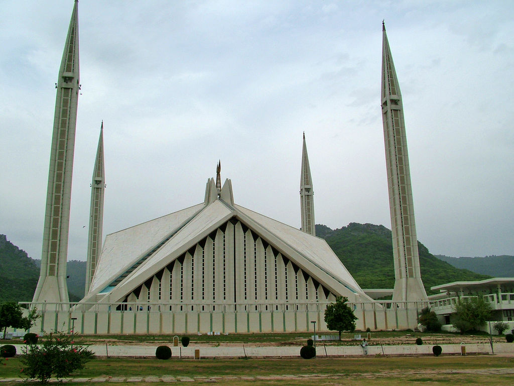 shah pakistan faisal mosque The mosque is dedicated to the memory of the late king faisal of saudi arabia who graciously defrayed the cost of the project as a gift to the people of pakistan the mosque at its inception was conceptualized as the national mosque of the newly formed islamic nation and was faisal mosque.