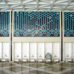 154 Ablution at Shah Faisal mosque in Islamabad, Pakistan