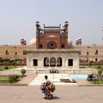 156 Badshahi Mosque, Lahore, Pakistan