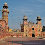 157 Wazir Khan Mosque - Pakistan
