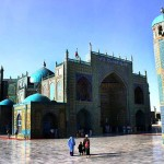 163 Blue mosque - Afghanistan