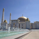 169 Kipchak Mosque - Turkmenistan