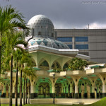 177 Mosque in the Kuala Lumpur City Center - Malaysia