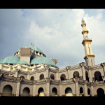 182 Wilayah Persekutuan Mosque, Kuala Lumpur, Malaysia