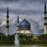 184 Sultan Salahuddin Abdul Aziz Mosque - Malaysia