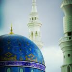 186 A Mosque in Hang Tuah area - Kuala Lumpur