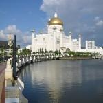 190 Sultan Omar Ali Saifuddin Mosque - Brunei