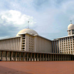 195 Istiqlal Mosque - Jakarta, Indonesia
