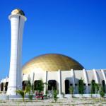 203 A Mosque in Maldives