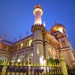 206 Sultan Mosque - Singapore