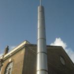 215 Mosque tower Brick Lane - London