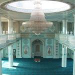 232 Qing hai Mosque of Urumqi - China