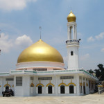 234 Darulmutakeen mosque - Bangkok