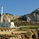 244 Mosque in Gibraltar, Spain