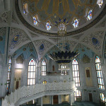 251 Kul Shariff Mosque - Tatarstan (Russia) - 02