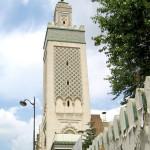 254 Mosquee de Paris - 02