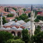 Minaret of the Mosque - Eski Cami