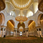 Sheikh Zayed Mosque - The Prayer Hall